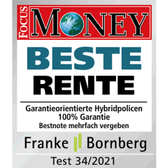 Focus Money Beste Rente Garantie
