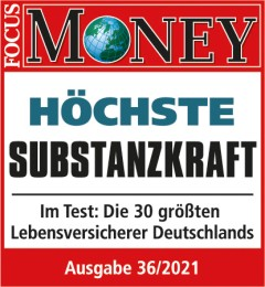 Focus Money Substanzkraft